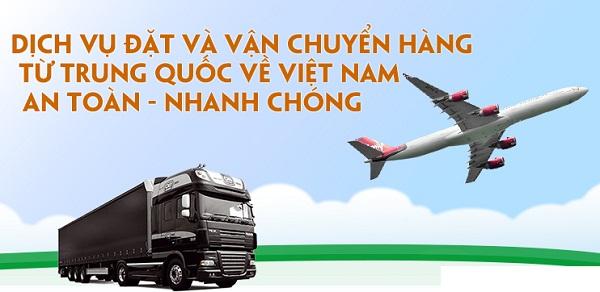 Chuyển hàng từ Quảng Châu về Việt Nam giá rẻ