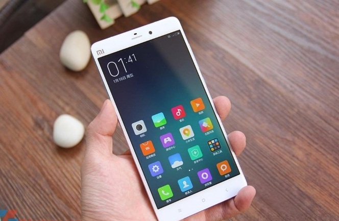 iZdesigner - Máy tính bảng Xiaomi Mi Note ra mắt 5
