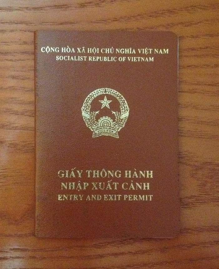 giay thong hanh
