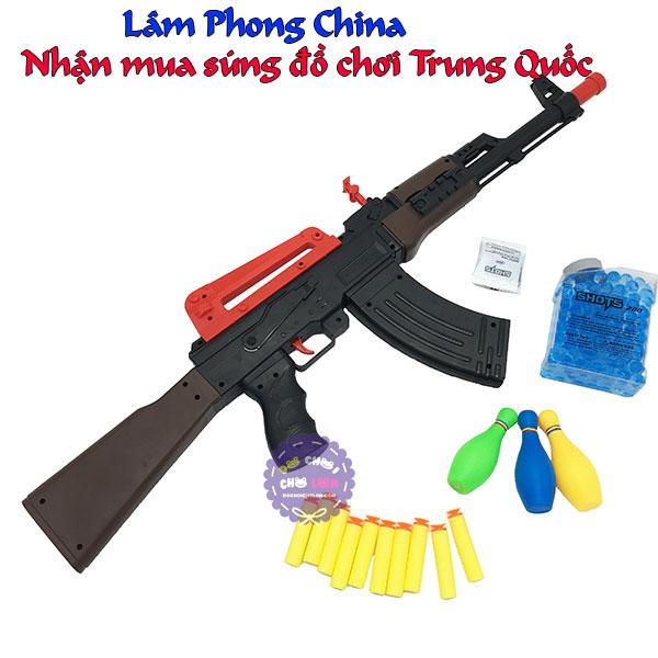 Mua sung do choi Trung Quoc cung Lam Phong China