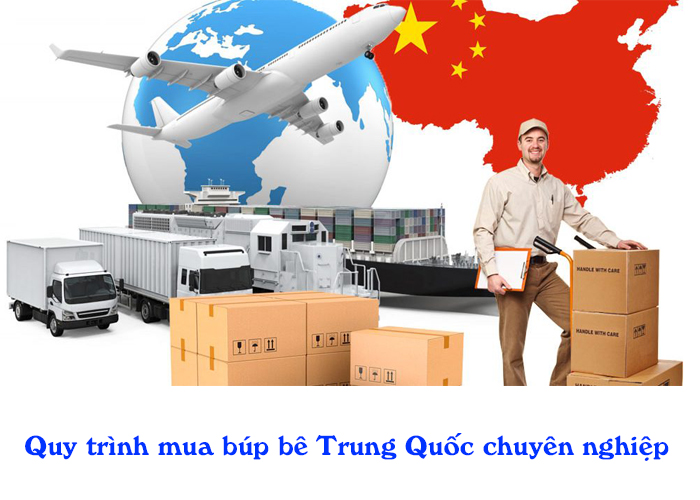 mua bup be trung quoc